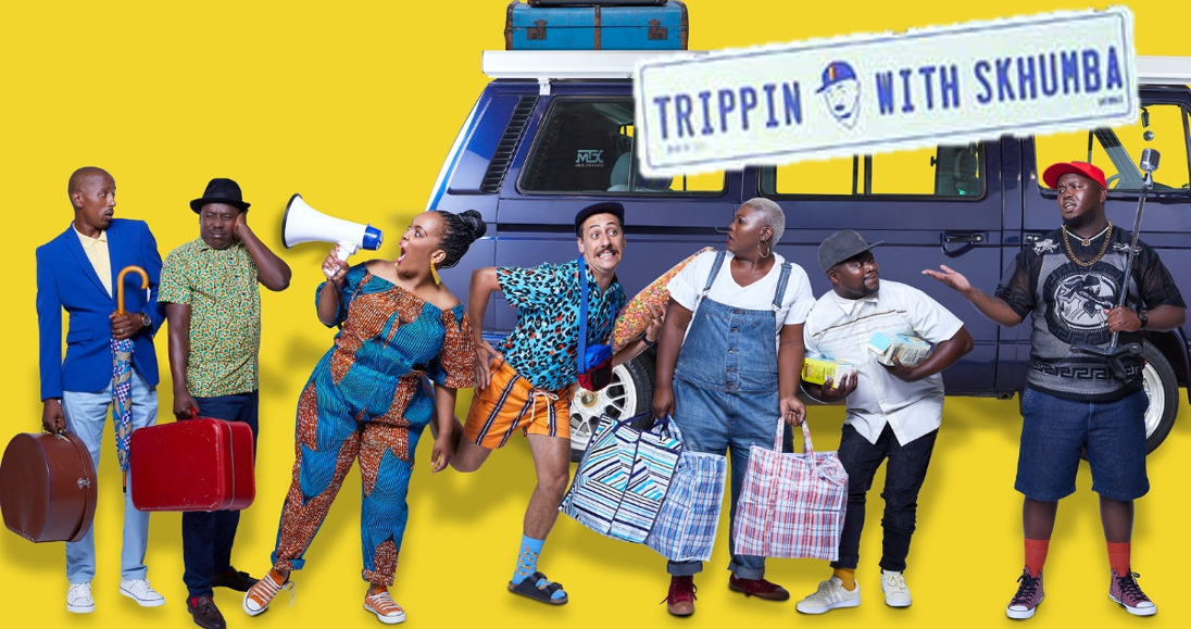 Trippin' with Skhumba