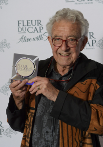 Saul Radomsky was awarded for his Lifetime Achievement