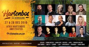 In Afrikaans Hartenbos 2019