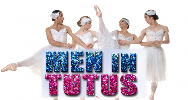 Win Tickets to Men in Tutus