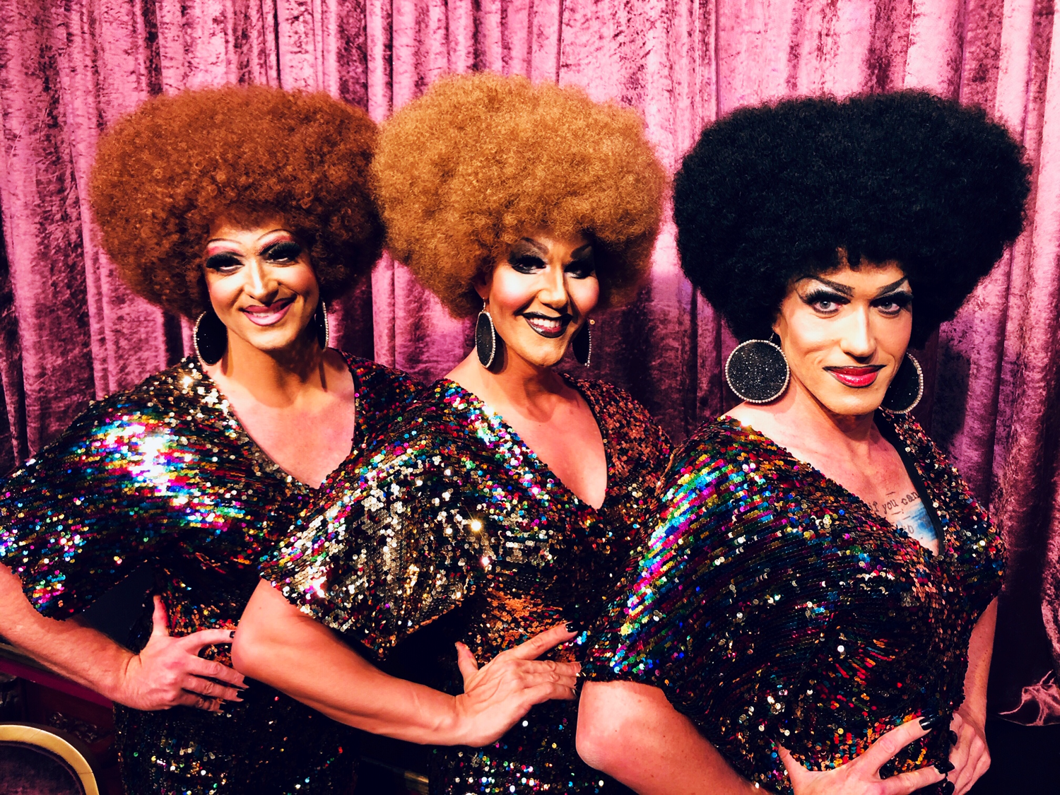 10dd946236f67 After a sell-out season of their hilarious hit show The Three Little Pigs,  Cape Town's inimitable Trolley Dollies are back from 22 March to 27 July  2019 ...