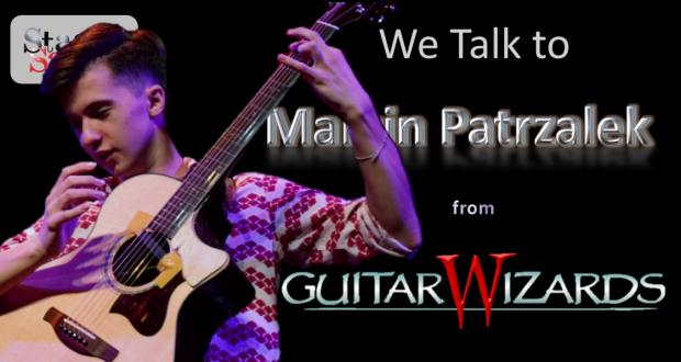 We Talk To Marcin Patrzalek