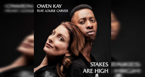 Owen Kay and Louise Carver: Stakes are High
