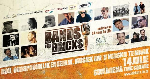 Bands for Bricks