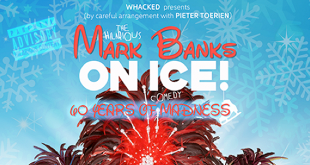 Mark Banks on Ice