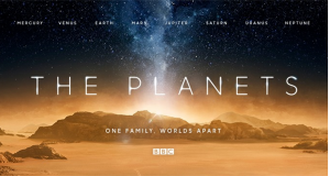 The Planets on BBC Earth