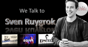 We Talk to Sven Ruygrok