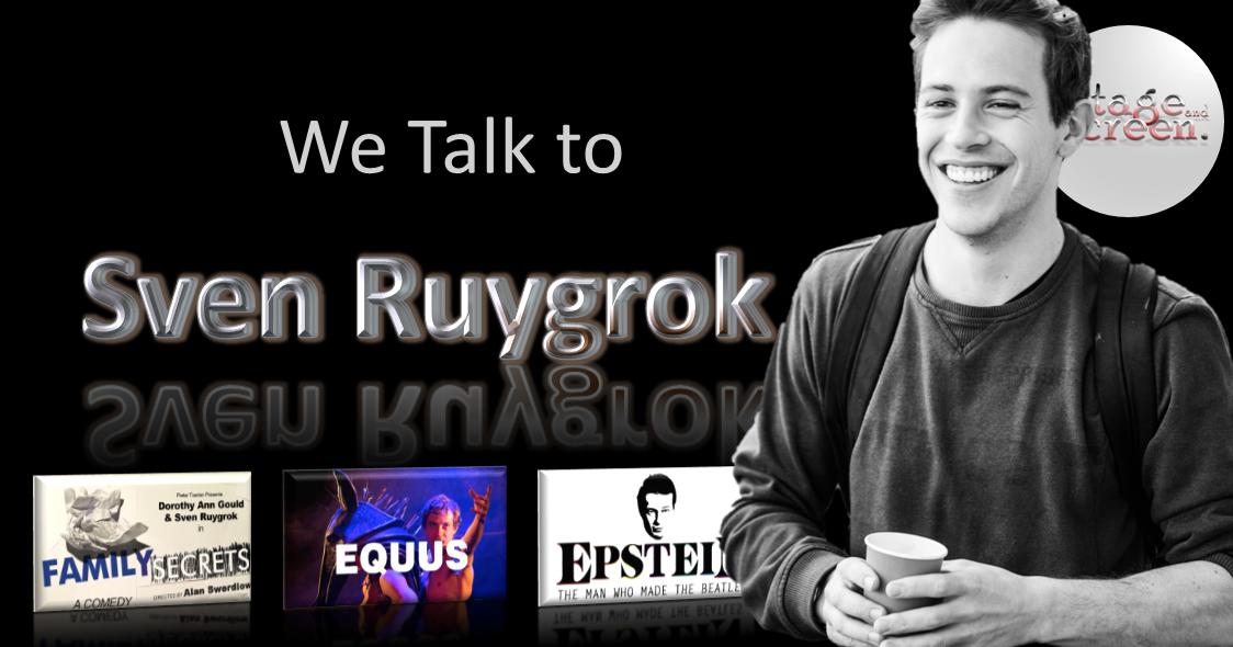 We Talk to Sven Ruygrok