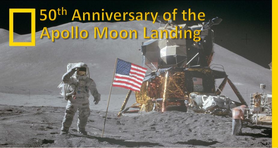 50 Year Anniversary of the Moon Landing