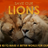 Watch a Movie and Save a Lion