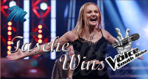 Tasché Burger Wins The Voice SA