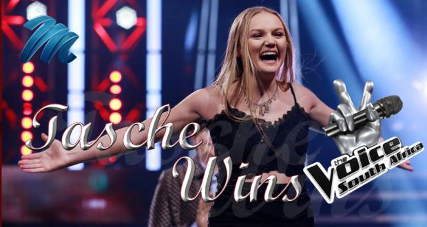 Tasché Burger Wins The Voice SA