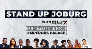 Stand-Up Joburg