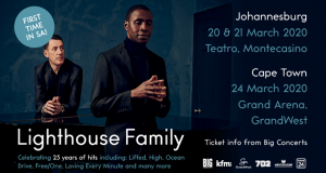UPDATED: Lighthouse Family: March 2020