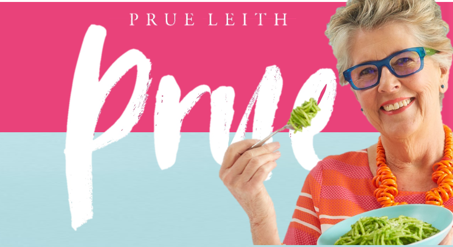 Prue Leith to visit South Africa in 2020