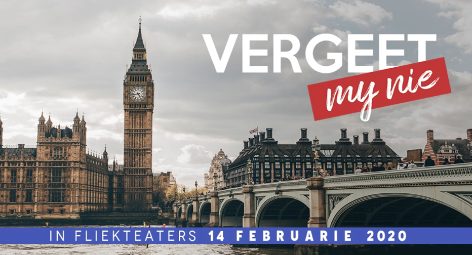 Vergeet My Nie: In Teaters 14 February 2020