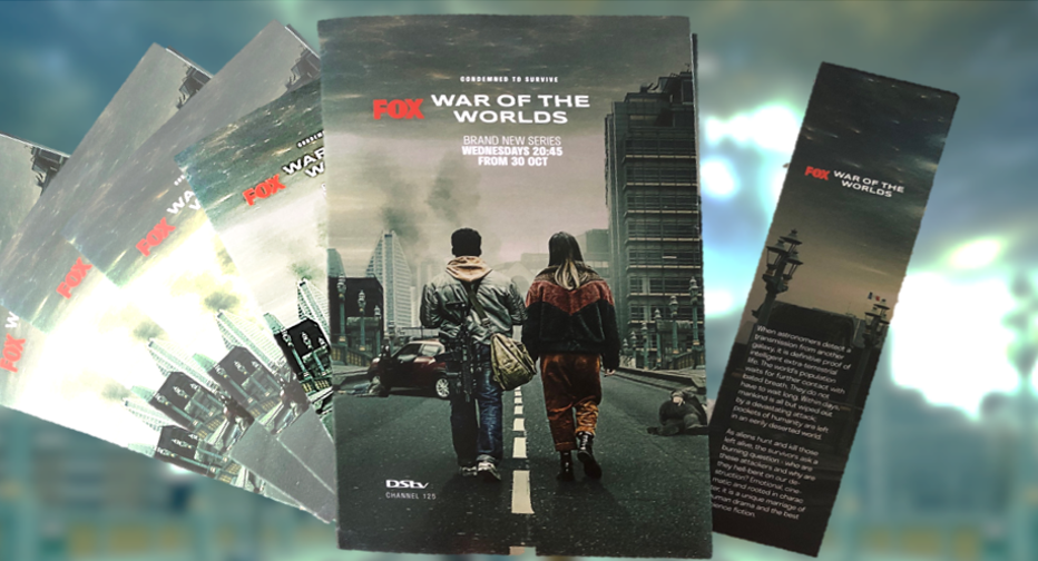 Win a Copy of War of the Worlds