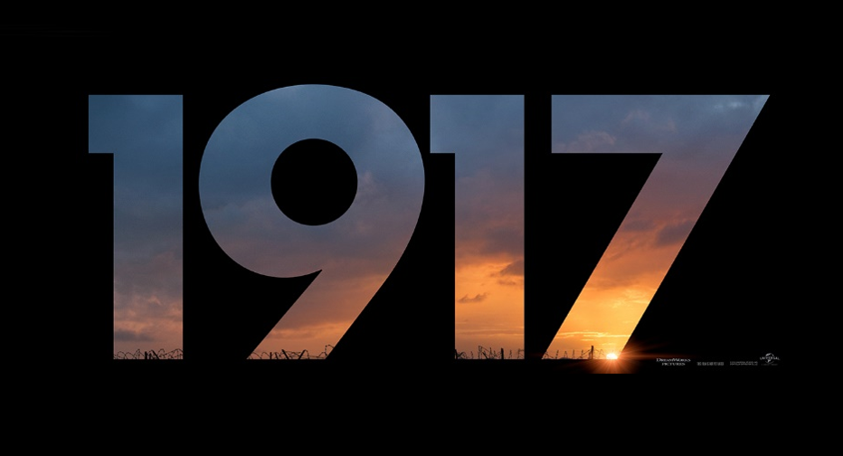 1917 – Releases 17 January 2020