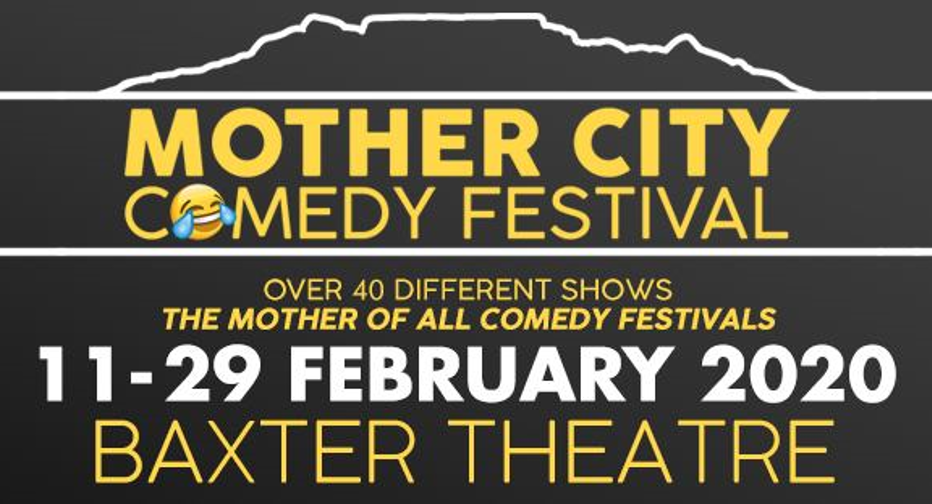 The Mother City Comedy Festival