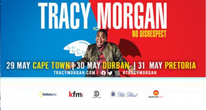 Tracy Morgan: May 2020