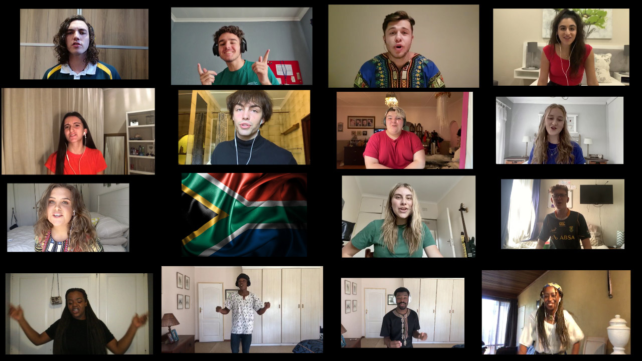The Ultimate South African Song Medley