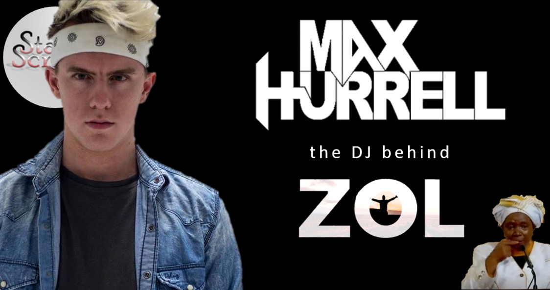 We met up with the Man behind ZOL, Music producer and DJ, Max Hurrell