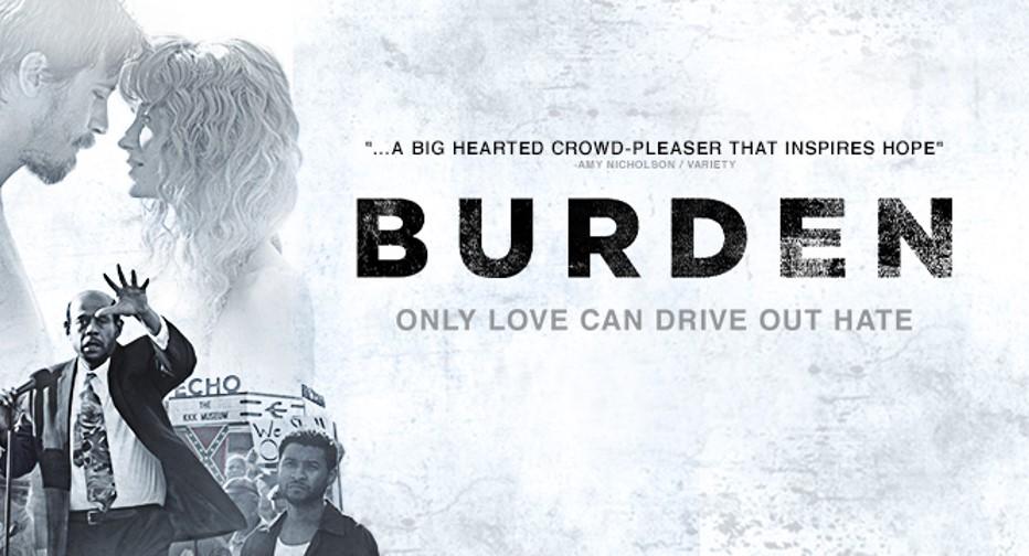 Burden Releases on DStv Box Office