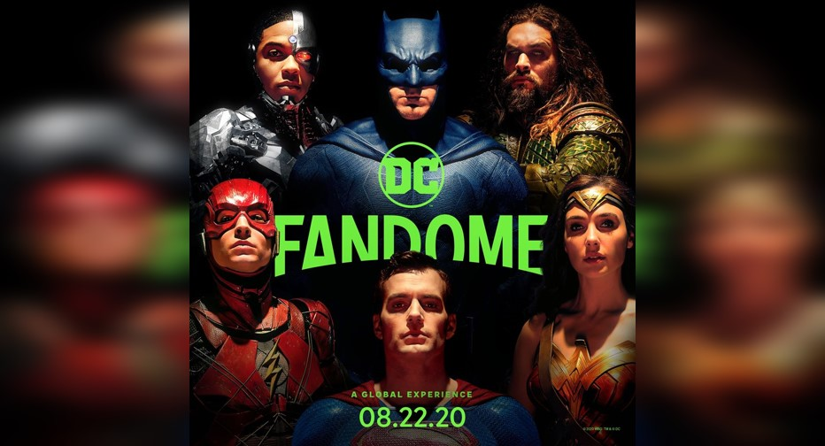 DC Fandome Coming in August 2020