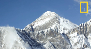Mount Everest Month on National Geographic