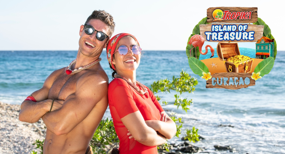 Trevor Lagerway and Nadia Jaftha Win Season 9 of Island of Treasure.