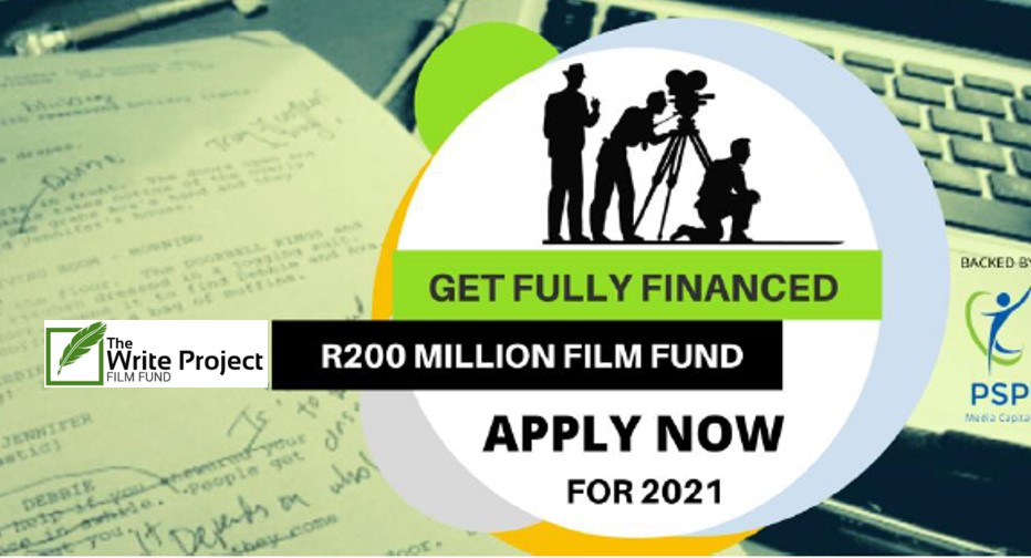 Applications for Funding of Your Own Movie Now Open